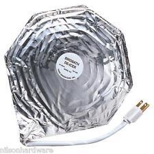 Electric Bird Bath De-Icer Heater Metal Foil Keep From Freezing Mod: B-9