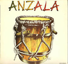 RARE YVON ANZALA AFRO PERCUSSIONS & VOCAL LP 1982 DEBS HDD 711