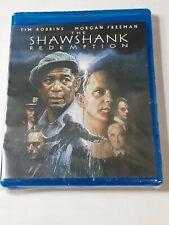 Shawshank Redemption Blu Ray Drama Morgan Freeman New Sealed
