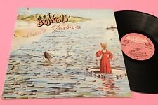 GENESIS LP FOXTROT ORIG USA 1972 NM PINK CHARISMA LABEL !!!!!!!!!!!!!!!!!!!!!!!!