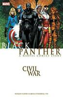 CIVIL WAR BLACK PANTHER TP NEW PTG MARVEL COMICS TPB NEW