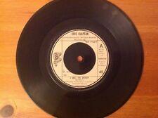 ERIC CLAPTON 1974 vinyl 45rpm single I SHOT THE SHERIFF