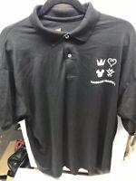 Disney Square Enix Kingdom Hearts 3 Rare Promo Polo Shirt XL Extra Large - 2 Btn
