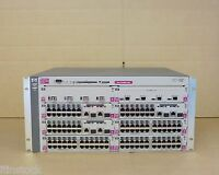 HP ProCurve 5308XL J4819A 8-Slot Switch 1x J4878A 1x J4821A 3x J4907A 3x J4820A