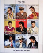 MALI 1997 1789-97 894 Elvis Presley Rock and Roll Music Musik Entertainer MNH