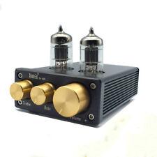 hifi 6J1 tube preamplifier  Mini Vacuum Tube Pre-Amplifier Treble&Bass