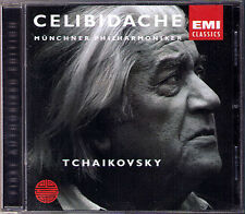 Sergiu CELIBIDACHE: TCHAIKOVSKY Symphony No.5 Münchener Philharmoniker 1991 CD