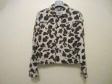 Mark McNairy Animal Print Denim Jacket -38 US chest size