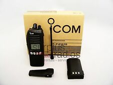 ICOM F4161S 21 Radio 512CH 5W UHF 400-470MHZ Police Fire EMS LTR Trunking HAM