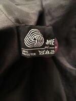 MATCH SET England Ladies Slate Grey 100% Pure New Wool Blazer Jacket UK10