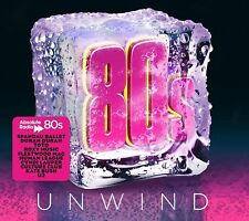 ABSOLUTE 80's UNWIND 3 CD ALBUM SET (2017)