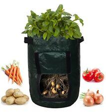 Garden Planter Bag (2-pack) – Grow Vegetables: Potato, Carrot, Tomato, Onion