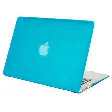 Mosiso Laptop Lid Rubberized Shell Case Cover for Macbook Air 11 13 inch