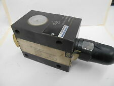 MANNESMANN REXROTH DBDS-10-G18/200 DIRECT OPERATED PRESSURE RELIEF POPPET VALVE