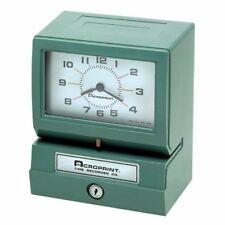 Acroprint 150nr4 Electric Print Time Recorder - Card Punch/stamp (ACP012070411)