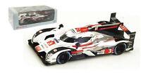 Spark S4205 Audi R18 e-tron quattro #3 Le Mans 2014 - 1/43 Scale