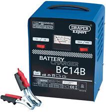 Genuine Draper Expert 12V/24V 12A Batería Cargador | 5597