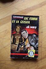EO GJ ARNAUD Luc Ferran et la Geisha Gil Darcy Arabesque 96 / Jef de Wulf