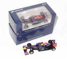 Spark Model 1/64 Scale  Red Bull Racing Renault RB9 S.Vettel  World Champ 2013