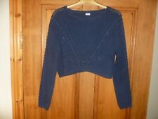 PIMKIE - Girls Blue Sweater - UK Size M - In great condition