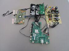 GPX MAIN/POWER/T-CON/DVD/BUTTON BOARDS T.MS3458.U801 NEW