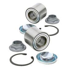 For Citroen Berlingo 2008-2017 Rear Wheel Bearing Kits Pair
