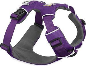 "Ruffwear Front Range Dog Harness Tillanzsia Purple Size Small 22-27"" NWT"