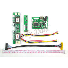 "HDMI LCD Controller Board Module Kit for 17"" 19"" LM170E01 M190EN04 1280x1024 LCD"