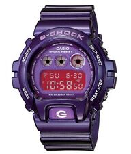 Casio G Shock * DW6900CC-6 Gloss Purple Metallic Gshock Ivanandsophia COD PayPal