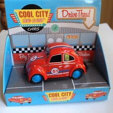 Volkswagen Beetle Cool City 51 - red