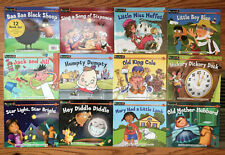 Newmark Learning Rising Readers Leveled Books Nursery Rhyme Tales - Like New!