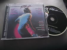 FOOTLOOSE 15TH ANNIVERSARY SOUNDTRACK CD LOGGINS TYLER SHALAMAR FOREIGNER HAGAR