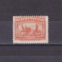 NEWFOUNDLAND 1897, SG# 72, CV £22, No gum