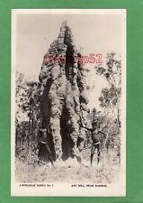 More details for aborigine natives ant hill near darwen nt australia rp pc used ref p27