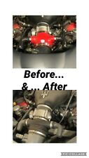 Maserati GranTurismo - QP Upgraded Air Intake + Carbon Fiber sound chamber set