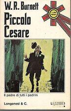 PICCOLO CESARE - W. R. BURNETT
