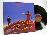 RUSH hemispheres (1st uk press) LP EX/EX-, 9100 059, vinyl, album, gatefold 1978