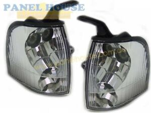 Corner Indicator Lights PAIR fits Ford Courier PG / PH Ute 02-06