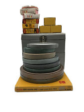Vintage 15 lot of 8mm Home Movies  and color slides.