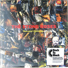 STONE ROSES LP x 2 The Second Coming 180 Grm + MP3's SEALED Ltd Audiophile Vinyl