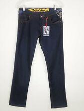 Desigual Striped Blue Emilie Cullotte Shorts Skirt XS-XXL UK 8-18  RRP ?74 Denim