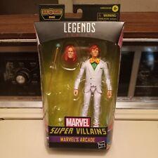 Marvel Legends ARCADE Super Villains 6? Figure No Xemnu BAF LOOSE In Hand!
