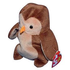 5dceac2d4d0 Ty Beanie Baby Hoot - MWMT (Owl 1995)