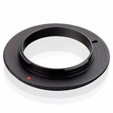 58mm Macro Matel Reverse Adapter Ring for Sony NEX E Mount NEX5 NEX3 NEX7 A6000