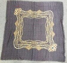 Chanel Scarf Silk-Cashmere Blend