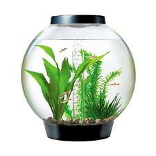 Baby Biorb Aquarium With LED Light Black 4 Gallons
