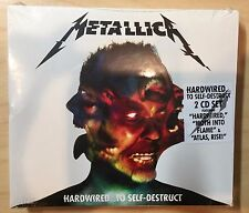 Hardwired... To Self-Destruct [11/18] * by Metallica CD **MINT**