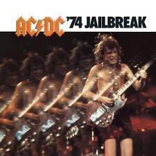 AC/DC - 74 JAILBREAK  CD HARD ROCK-METAL-PUNK-GROUNGE
