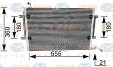 8FC 351 036-081 Hella Kondensator Klimaanlage