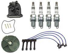 For Acura B18C GSR &Type-R Tune-Up Kit Cap Rotor NGK Wires & Iridium Plugs